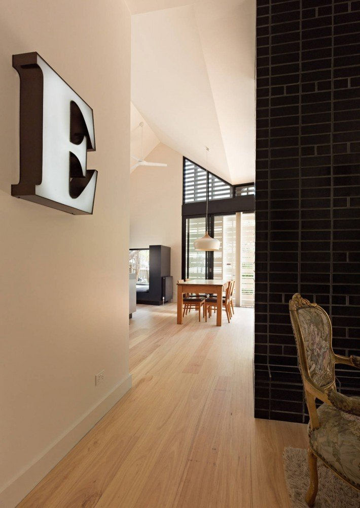 House reduction by make architects for Create a new house
