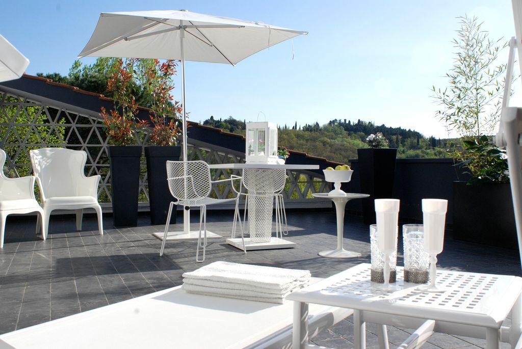 7047 boutique design hotel in san miniato italy