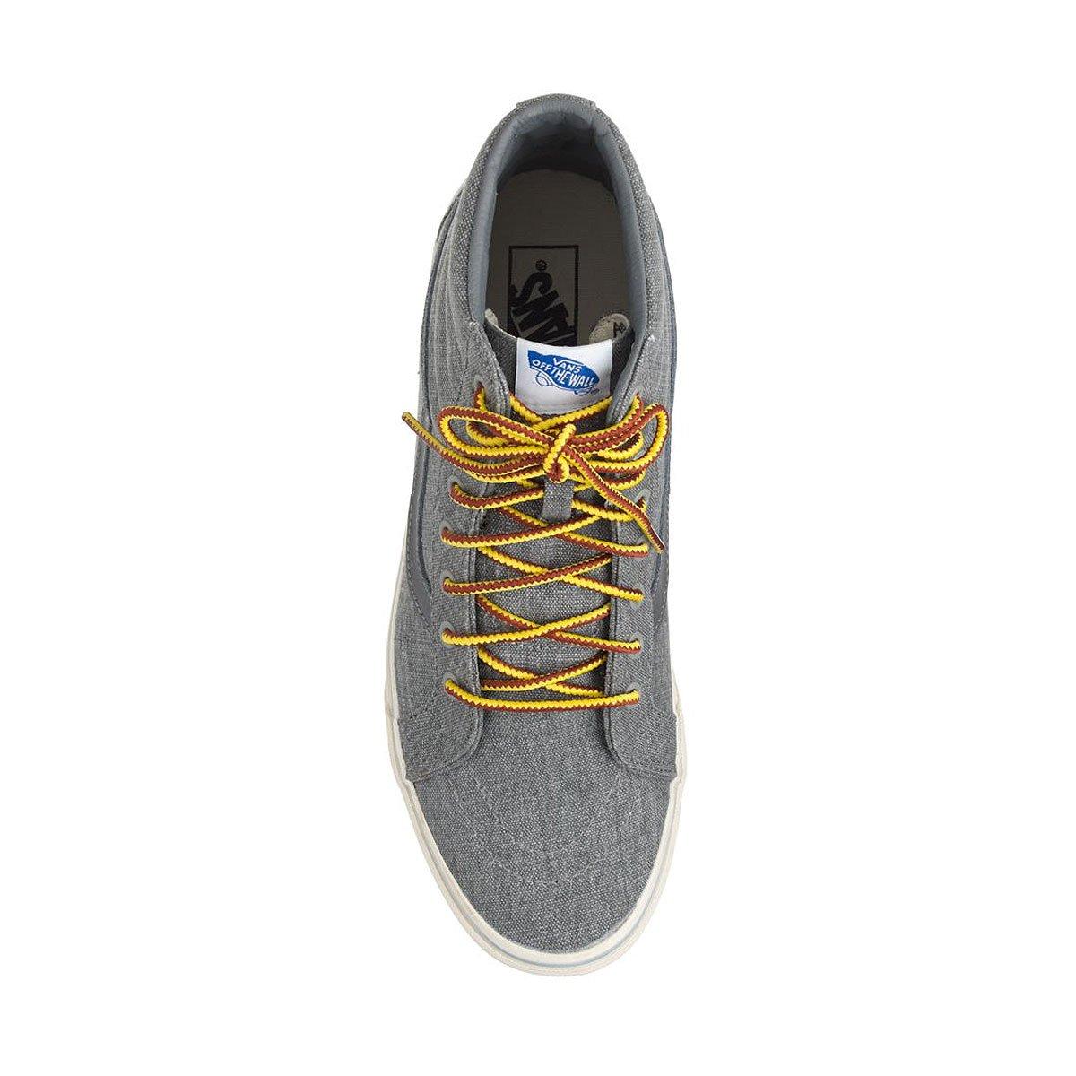 4ce947b7887ba7 J.Crew X Vans Hi-Top Sneaker