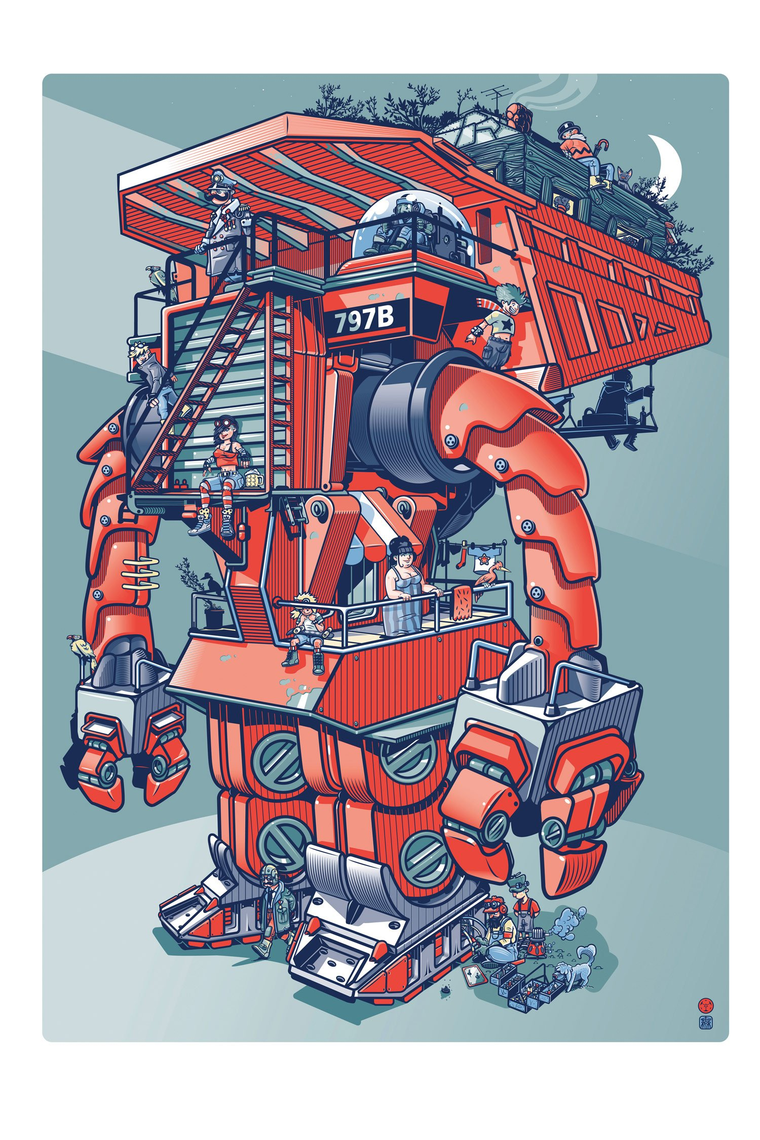 blue-and-red-vector-print-series-for-gusto-robusto-2