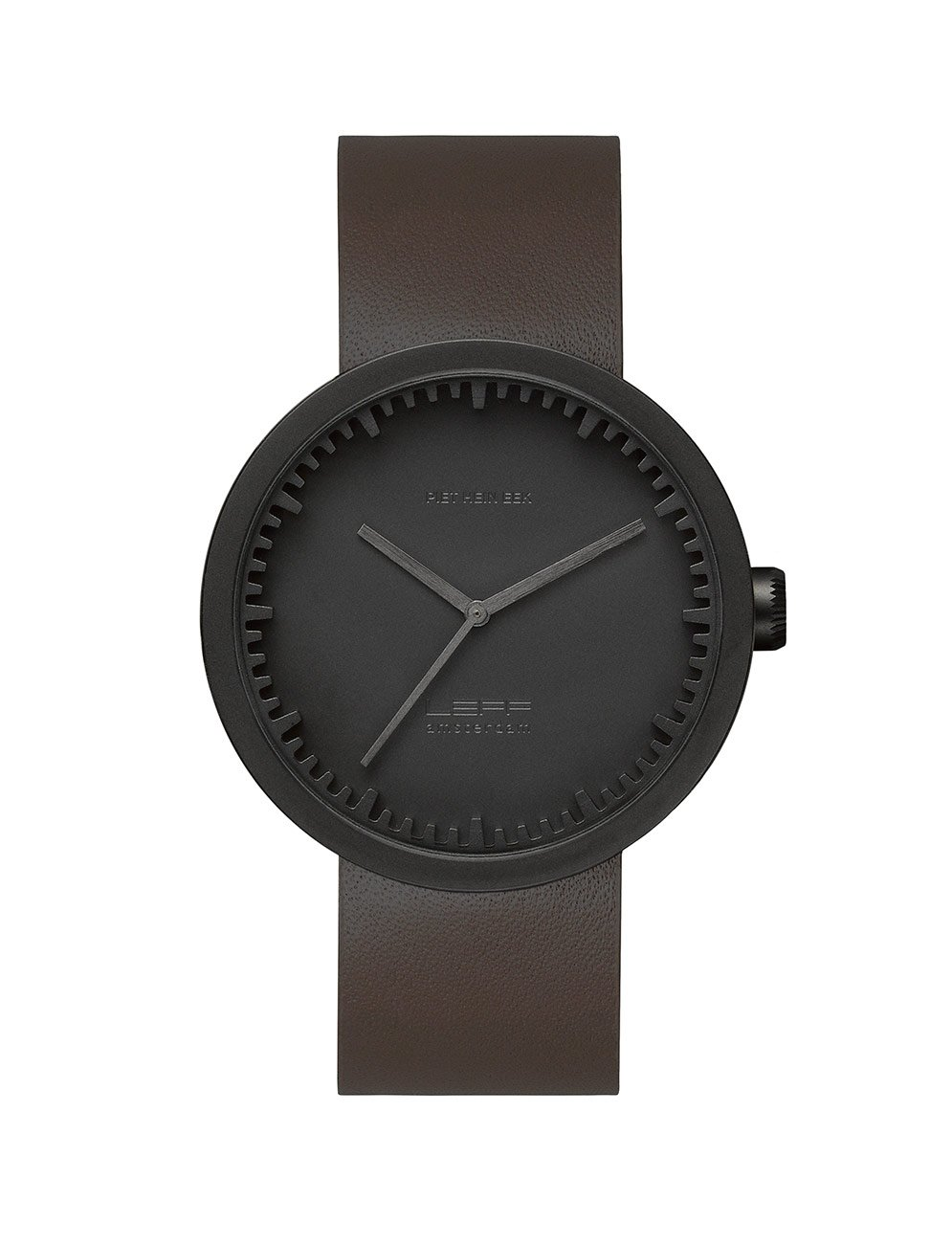 leff-amsterdam-tube-watch-d42-matt-black-1
