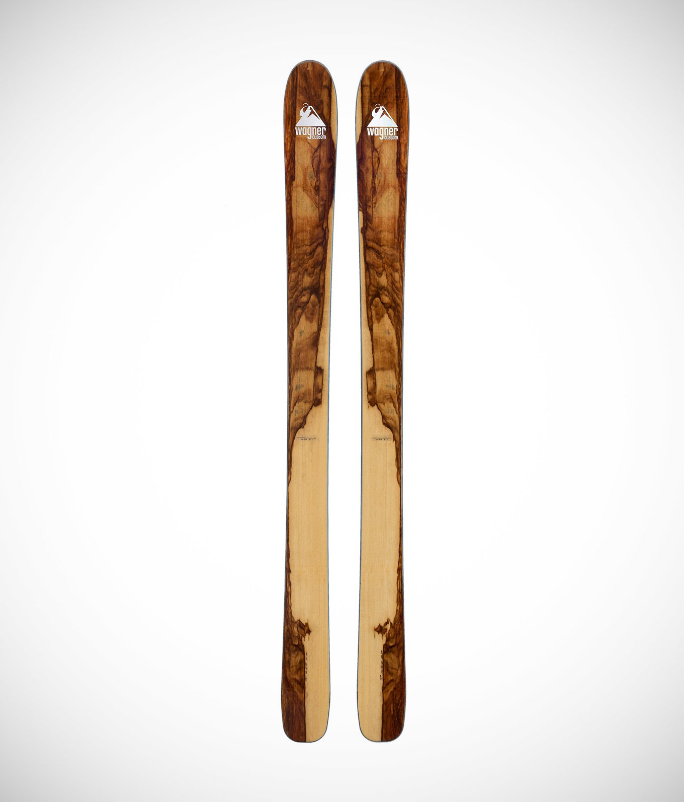 wagner custom the science and art of building the perfect bespoke skis. Black Bedroom Furniture Sets. Home Design Ideas