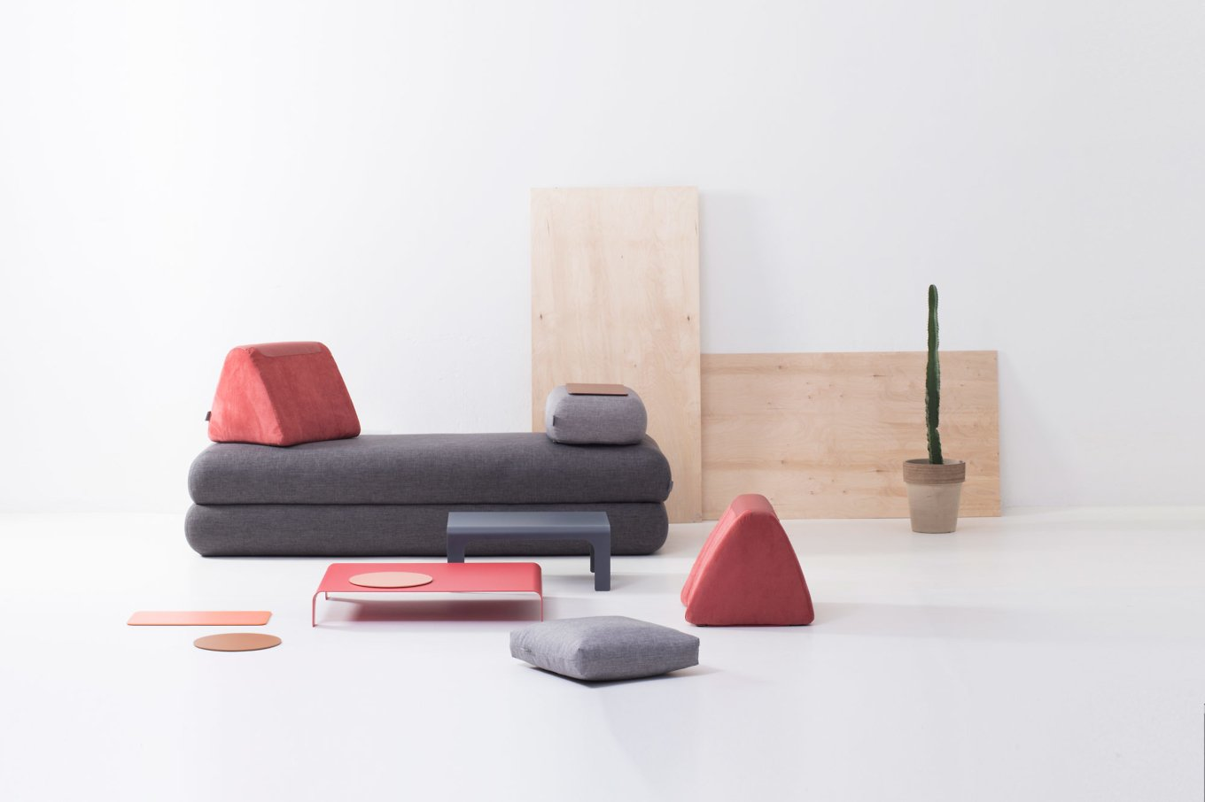 trend furniture. Designs That Embody These Traits Include The Urban Nomad Sofa By Hungarian Brand Hannabi, Multifunctional DiPende Designed Lorenzo Dalla Benetta And Trend Furniture