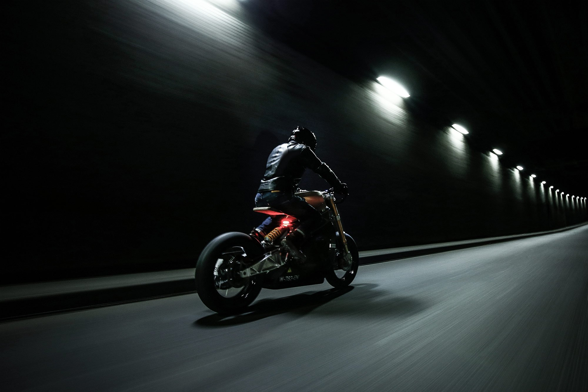 E Raw An Electric Motorcycle Concept Designed By Essence