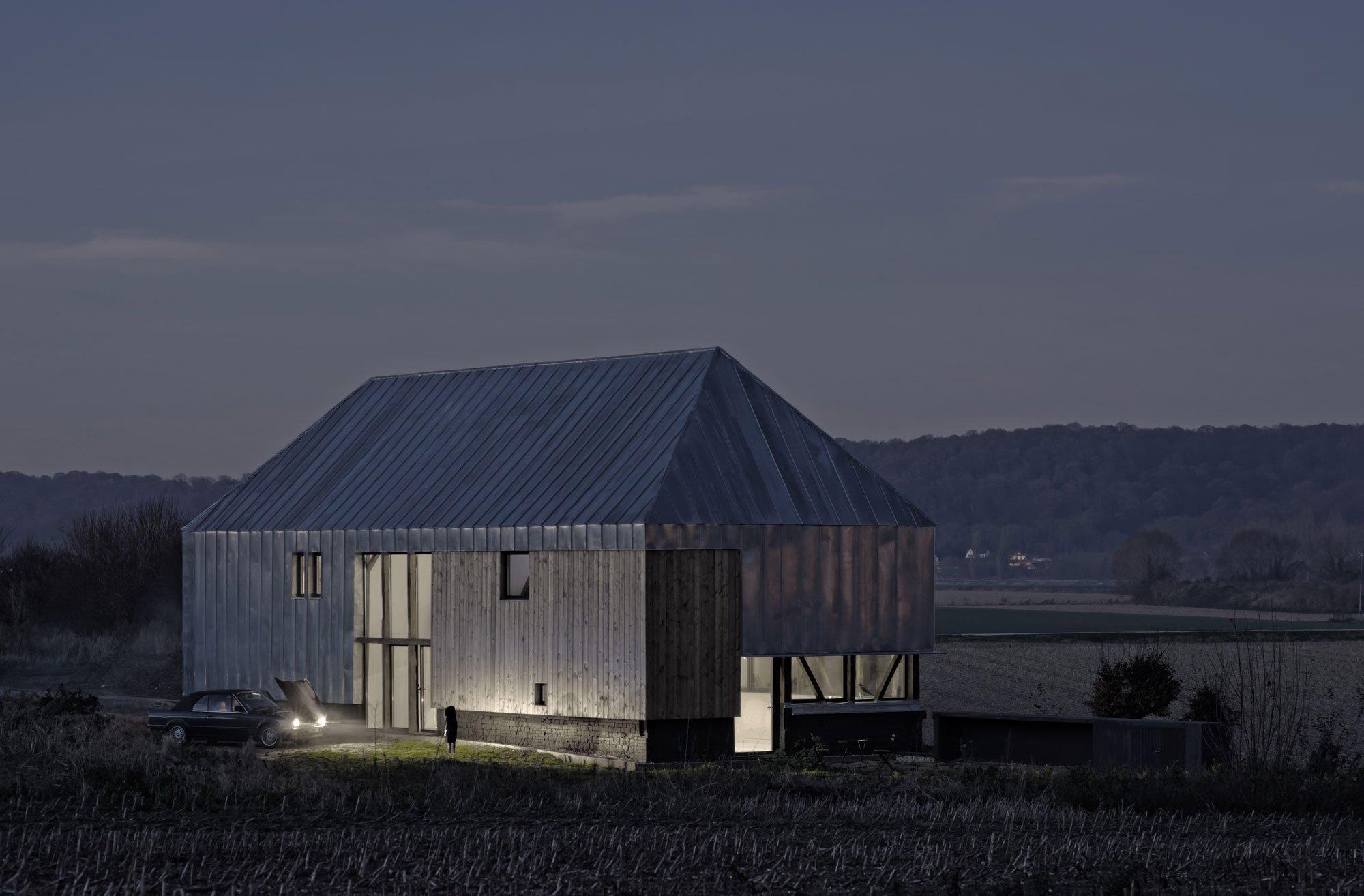 the barn by antonin ziegler. Black Bedroom Furniture Sets. Home Design Ideas
