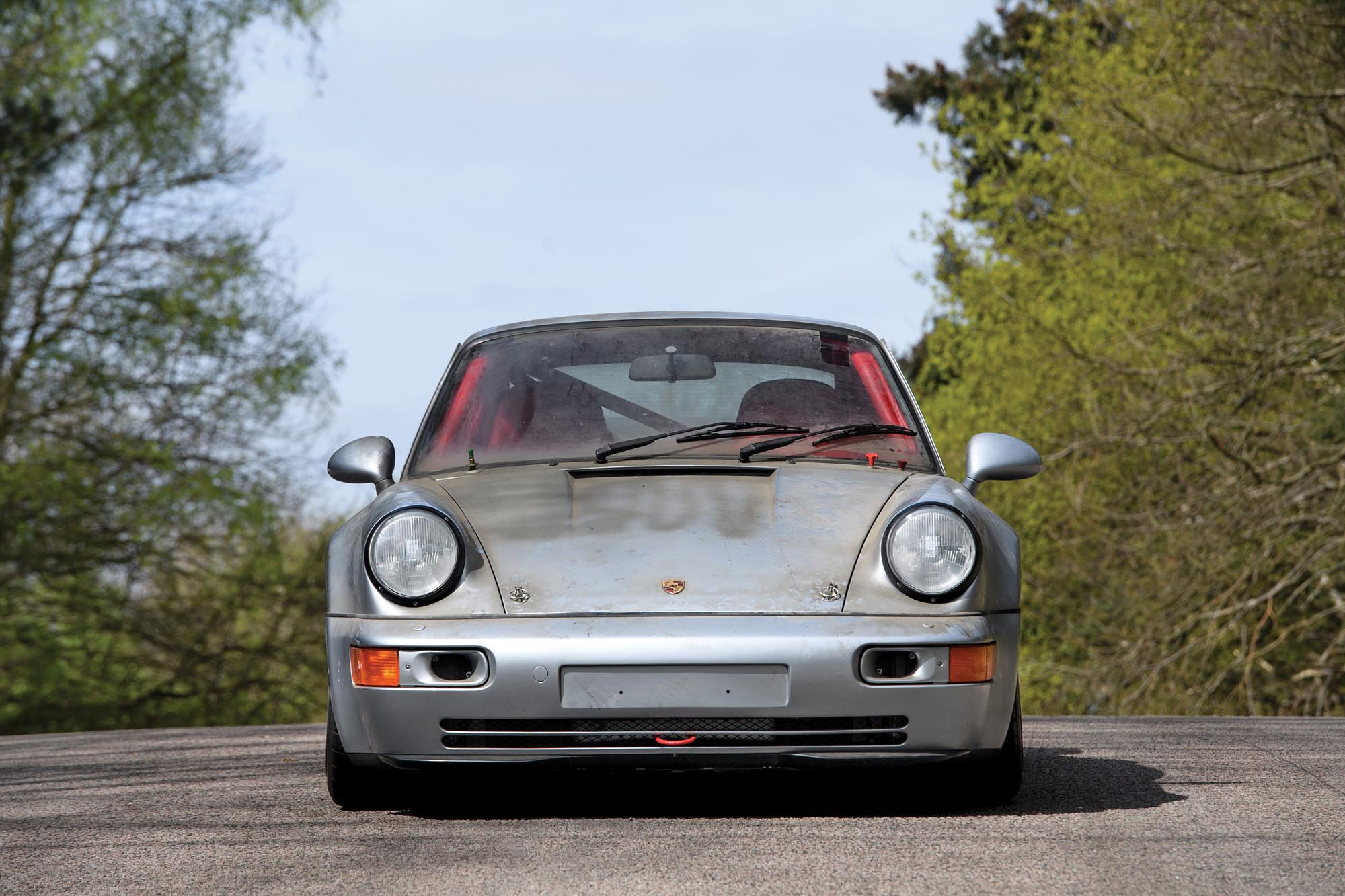 an extremely rare 1993 964 porsche 911 carrera rsr up for. Black Bedroom Furniture Sets. Home Design Ideas
