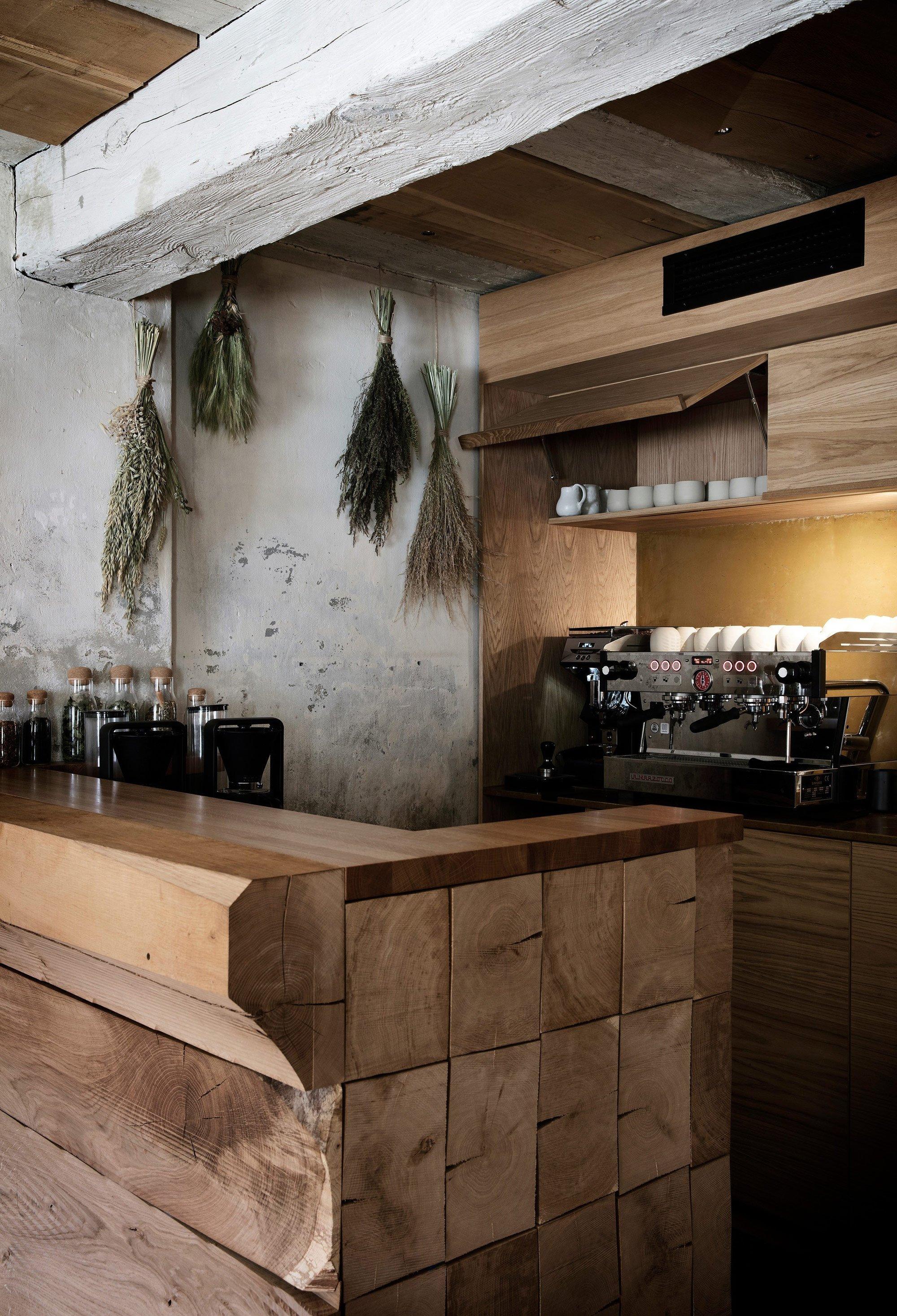 The Barr Restaurant Designed By Snhetta