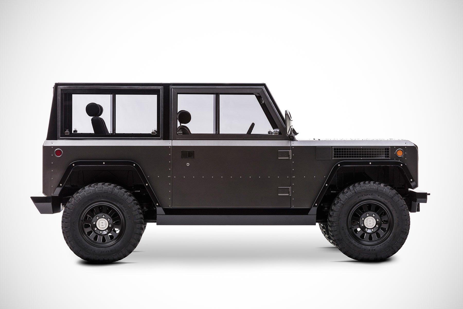 Bollinger Motors B1 All-Terrain Electric Truck