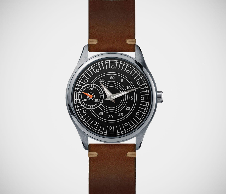 Bespoke Watch Projects The Super 60 Mechanical Watch