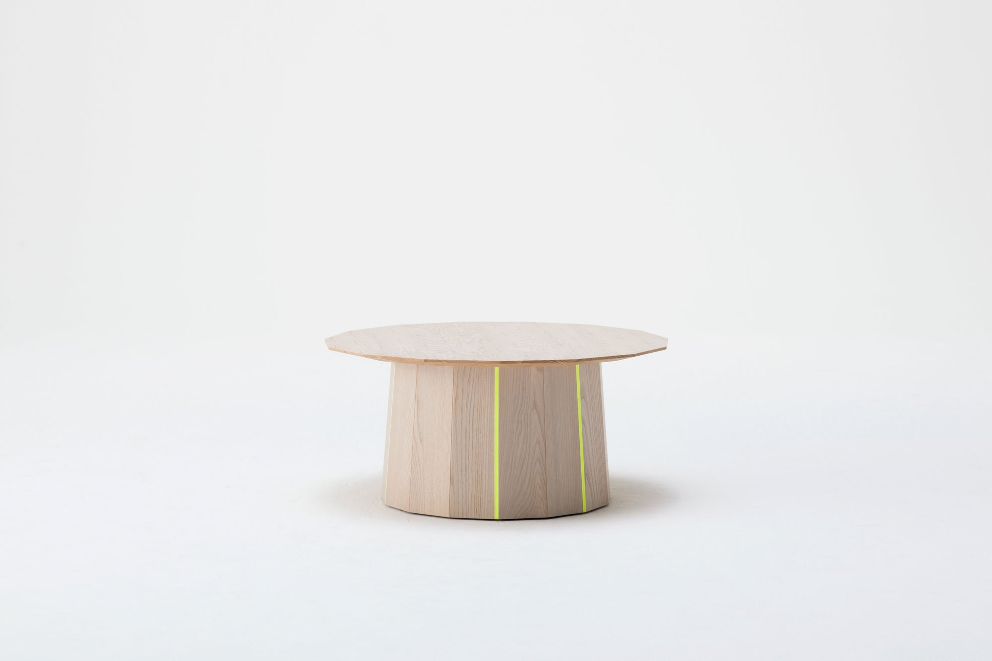 Creative Furniture Design Color Wood Table Series