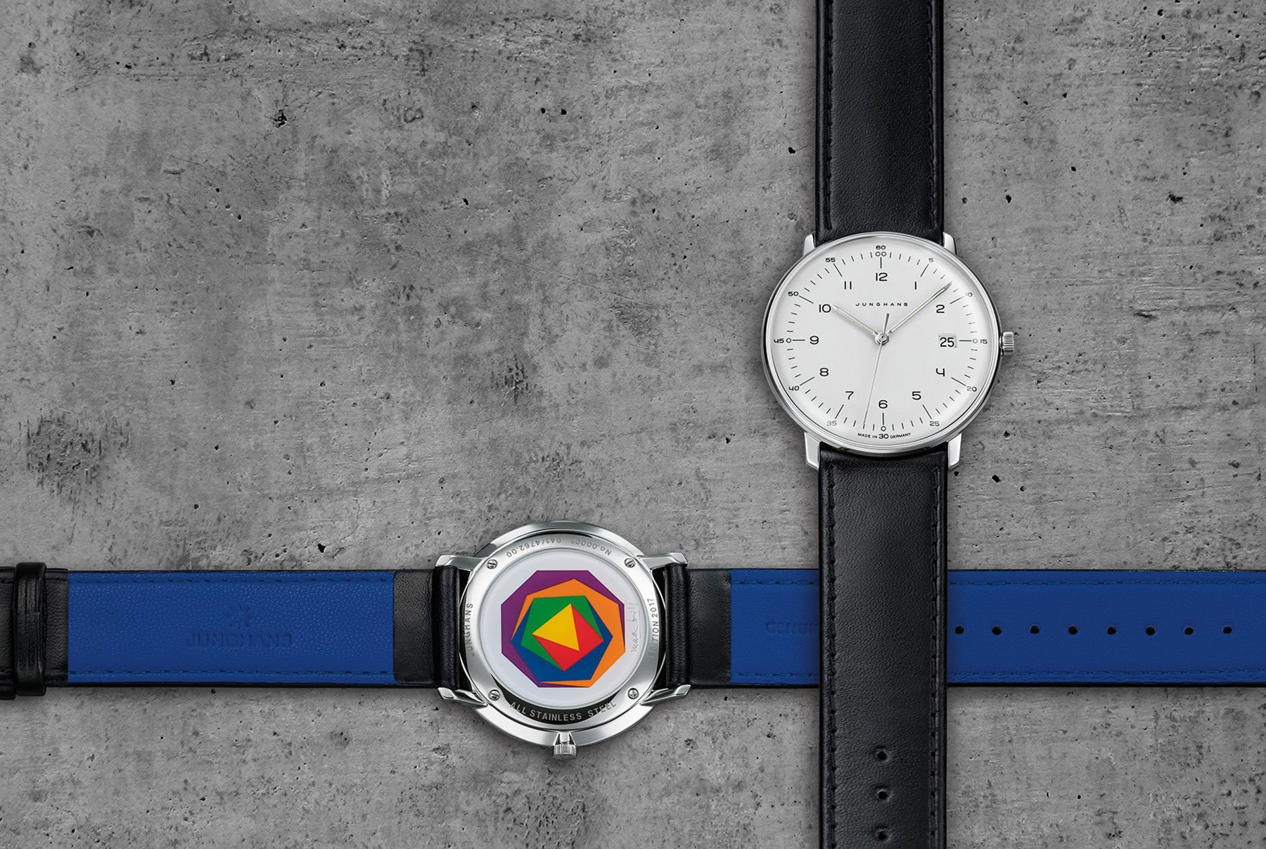 Meaning of the number 22 in the - The Collection Is Available In A Limited Edition Of 222 A Play On The Number 22 Which Had A Special Meaning For The Artist Photographs Junghans